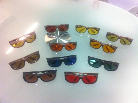 ¿Que color de cristal es mejor para mis gafas?