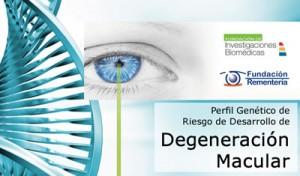 Test Genético Degeneración Macular