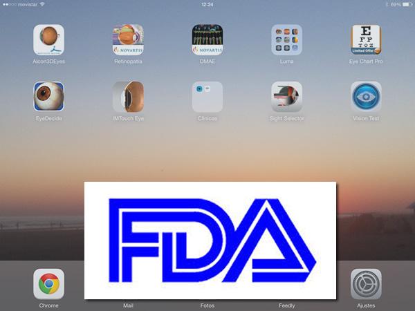 FDA aplicaciones medicas