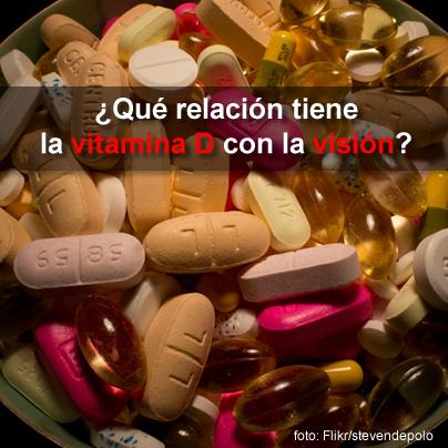 Vitamina D y la Vision